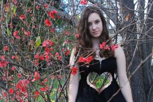 Cara Parker as Mary /photo Tanna Herr